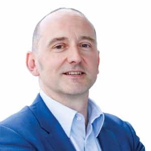 Laurent Contaut, CEO, PEACCEL