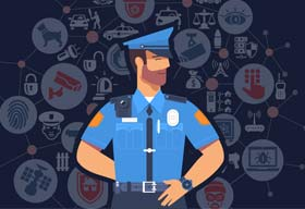 What Happens When Technology Takes Over Law Enforcement?