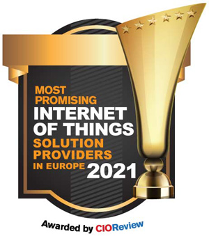 Top 10 Internet of Things Solution Companies in Europe - 2021