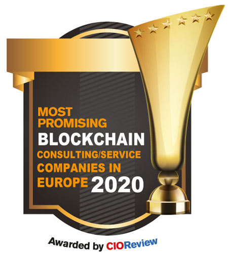 Top 10 Blockchain Consulting/Services Companies in Europe - 2020