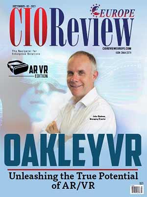 OAKLEY VR: Unleashing The True Potential Of AR/VR