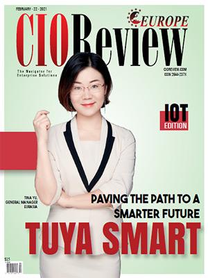 Tuya Smart: Paving the path to a smarter future