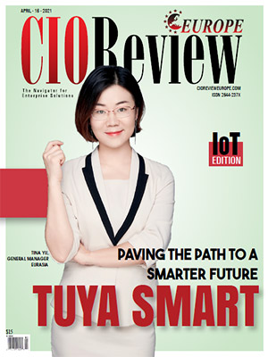 Tuya Smart: Paving the path to a smarter future