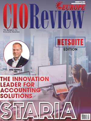 Staria : The Innovation Leader For Accounting Solutions