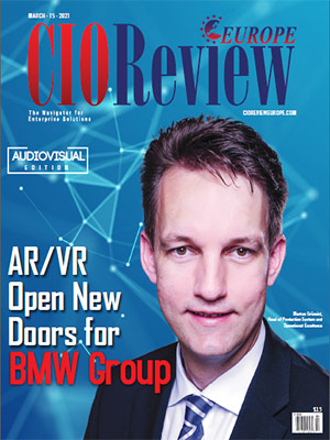 AR/VR Open New Doors for BMW Group