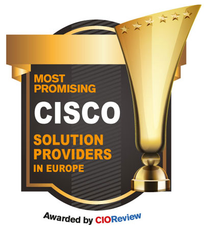 Top 10 Cisco Solution Companies in Europe - 2021